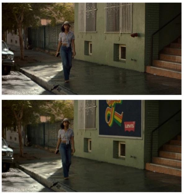 Antes e depois do vídeo musical de Aloe Blacc
